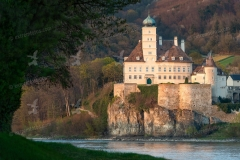 Schloss Schönbühel an der Donau in der Wachau.